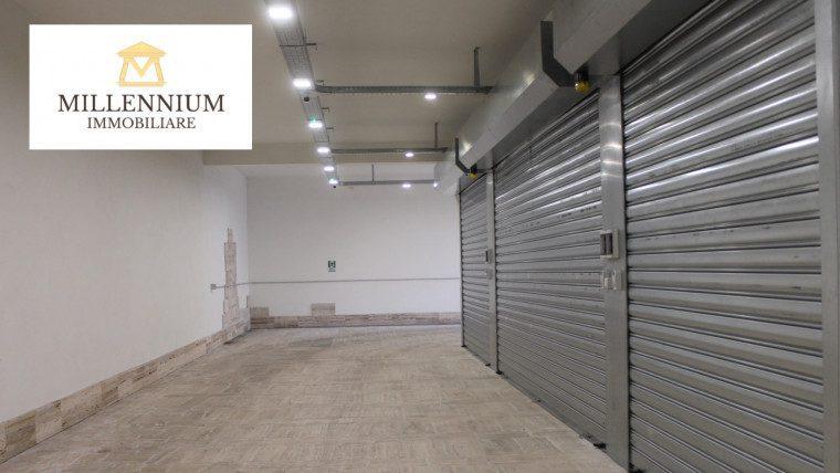 BALDUINA – Box auto 19 mq nuova costruzione