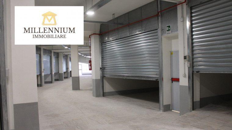 BALDUINA – Box auto 23 mq nuova costruzione