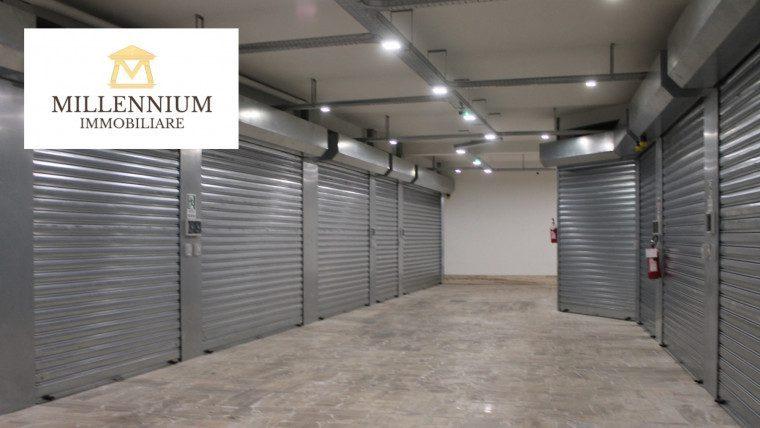 BALDUINA – Box auto 16 mq nuova costruzione