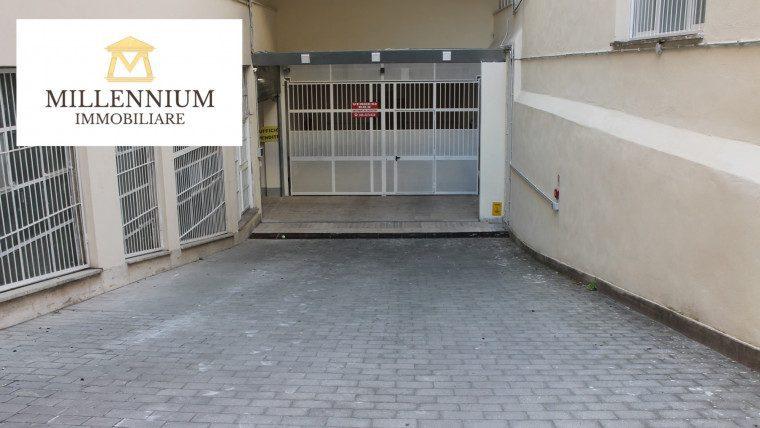 BALDUINA – Box auto 25 mq nuova costruzione