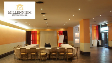 AURELIA – Locale commerciale in residence
