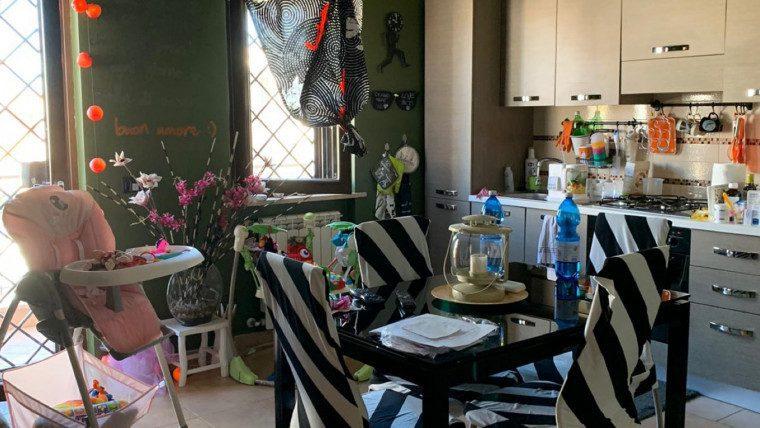 MORENA – Bilocale con balcone in affitto