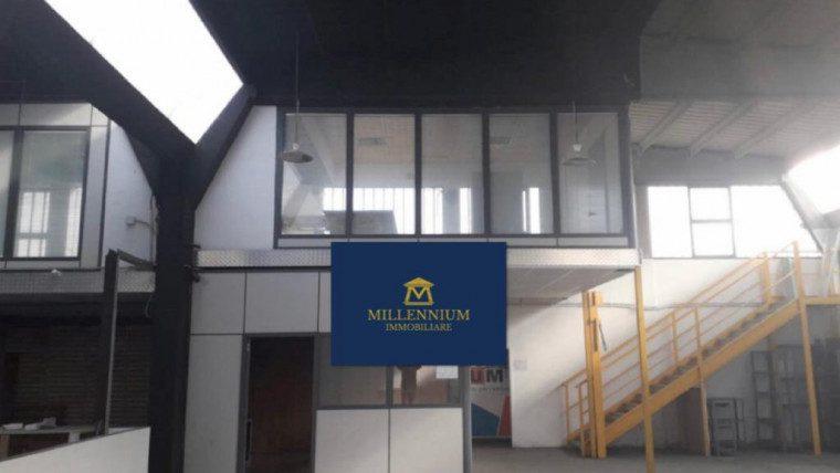 ANAGNINA – Capannone di circa 1000 mq in affitto