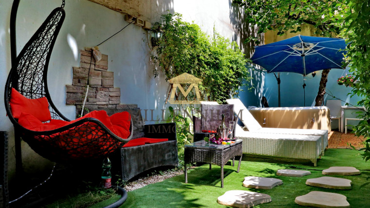 MANZONI – Appartamento con giardino in affitto